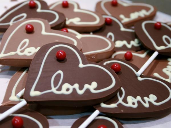 Marions les chocolats