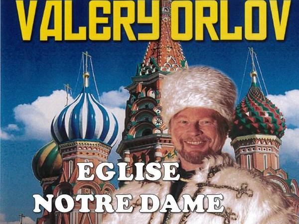 VALERY ORLOV, LA GRANDE VOIX RUSSE